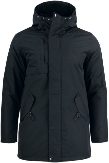 Creston parka | 100% nylon-taslan met PU coating